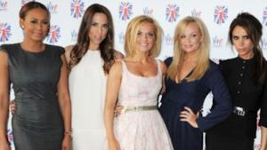 Le componenti delle Spice Girls nel 2014