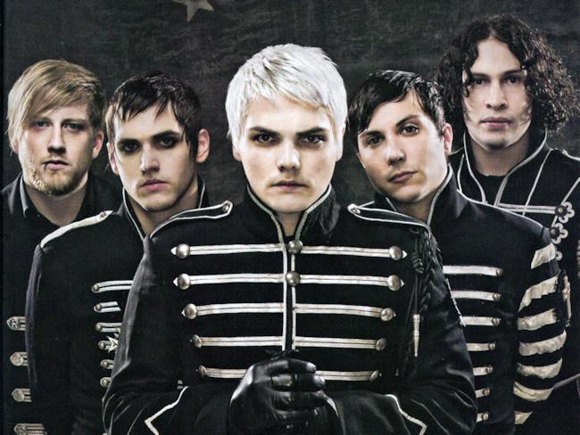 La band emo My Chemical Romance
