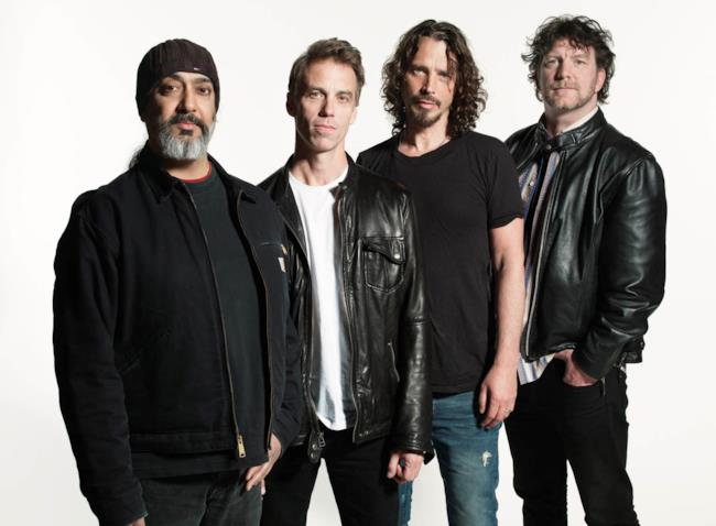 I Soundgarden sono entrati in studio