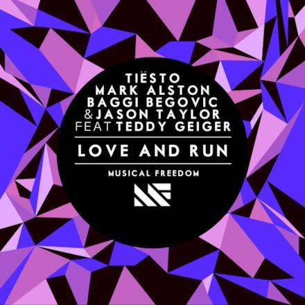 Love and Run - Single (feat. Teddy Geiger) - Single