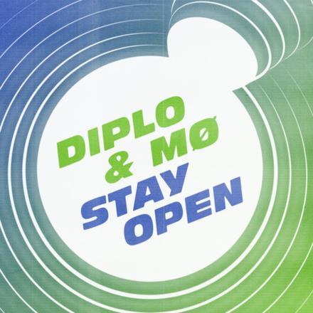 Stay Open (feat. MØ) - Single