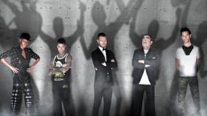 I giudici e il presentatore di X Factor Italia 2015