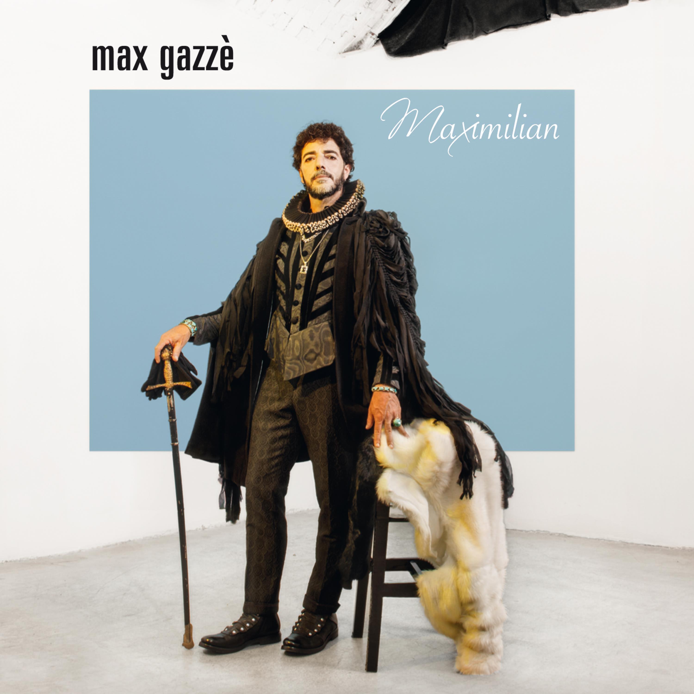La cover del nuovo album di Gazzè