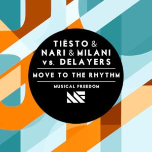 Move To the Rhythm - Single