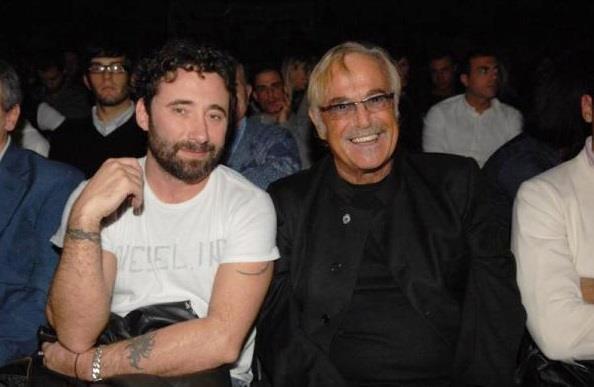 Franco Califano e Federico Zampaglione
