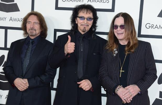 Tony Iommi, Geezer Butler e Ozzy Osbourne