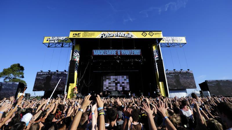 Il Future Music Festival ha chiuso i battenti definitivamente con l'edizione 2015