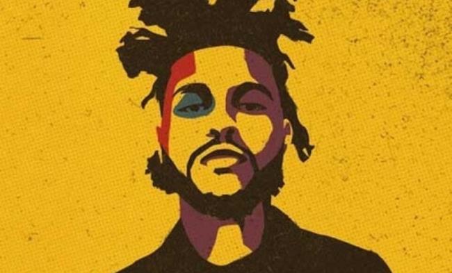 Il cantante canadese Abel Tesfaye aka The Weeknd