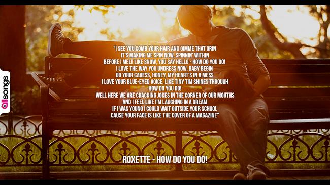 Roxette: le migliori frasi dei testi delle canzoni