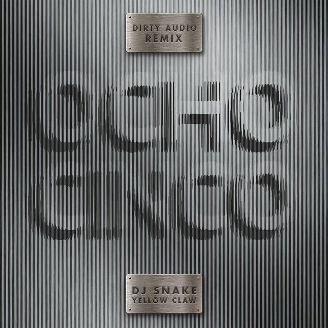 La cover di Ocho Cinco (Dirty Audio Remix)