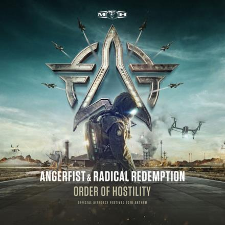 Order of Hostility (Official Airforce 2016 Anthem) - Single