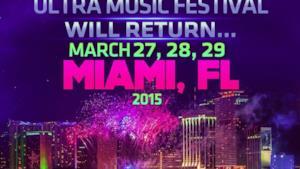 The Oasis è la grande novità dell'Ultra Music Festival di Miami con 30 nuovi artisti annunciati