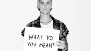 Il cantante pop statunitense Justin Bieber