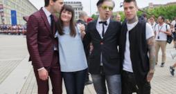 I quattro giudici di X Factor