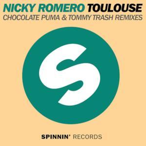 Toulouse (the Remixes) - Single