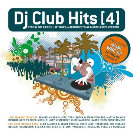 DJ Club Hits, Vol. 4
