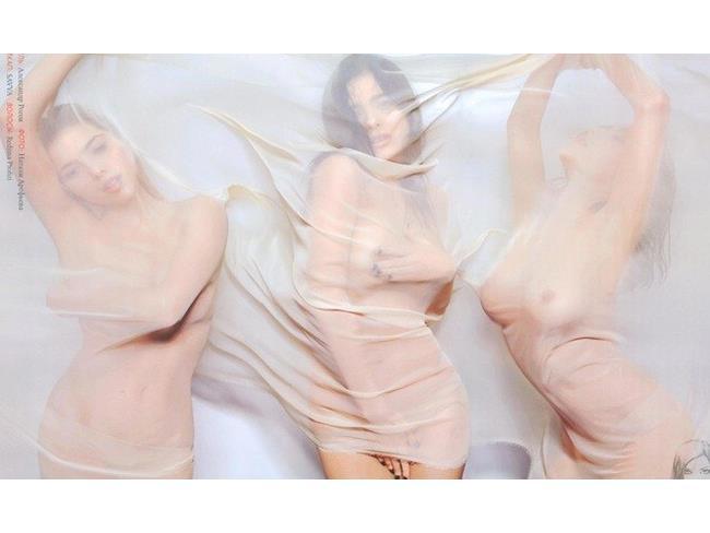 image Hot sexy mama in lingeri