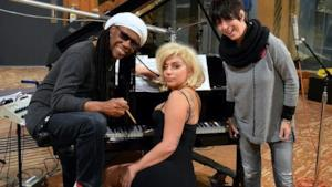 Lady Gaga e Nile Rodgers