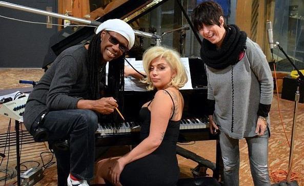 Lady Gaga e Nile Rodgers