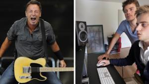 Klingande e Bruce Springsteen