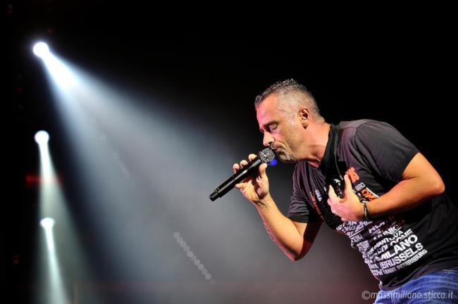 Eros Ramazzotti dal vivo