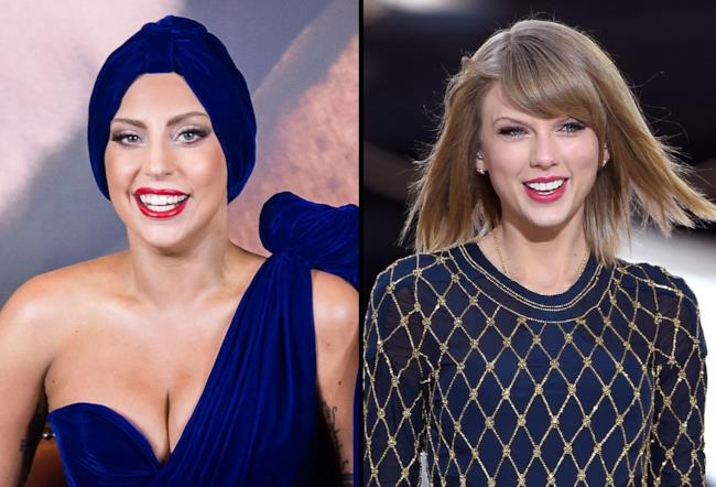 Lady Gaga e Taylor Swift