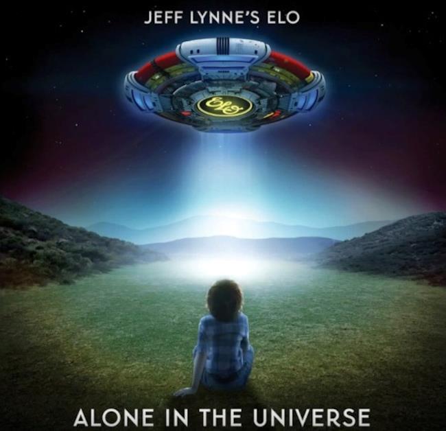 Jeff Lynne - Alone in the Universe