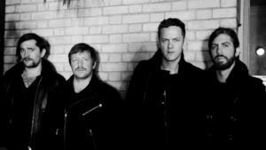 I 4 componenti della band americana Imagine Dragons
