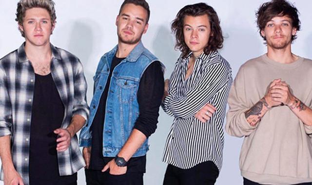 I 4 membri rimasti degli One Direction
