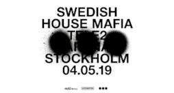 Gli Swedish House Mafia tornano il 4 maggio a Stoccolma!
