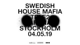 Gli Swedish House Mafia tornano il 4 maggio a Stoccolma!
