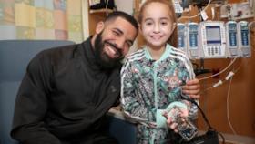 Drake e Sofia Sanchez