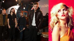 Blondie e gli Imagine Dragons