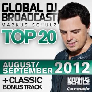 Global DJ Broadcast Top 20 - August/September 2012 (Including Classic Bonus Track)
