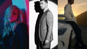 Ellie Goulding, Sam Smith e Wiz Khalifa
