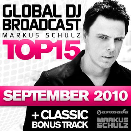 Global DJ Broadcast Top 15: September 2010 (Including Bonus Track)