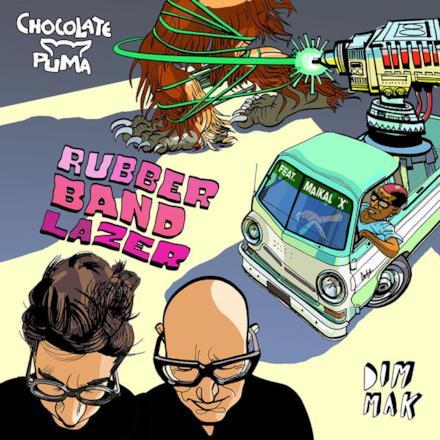 Rubberband Lazer (feat. Maikal X) - Single