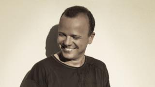 Il cantautore Gigi D'Alessio