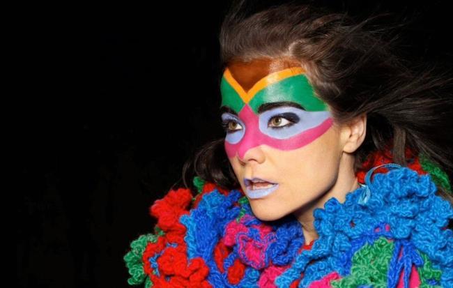 Cantante islandese Björk