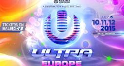 Finalmente è stata annunciata la line up dell'Ultra Europe 2015 con la grande novità di Resistance