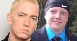 Eminem e Gage Garmo, il fan malato di cancro