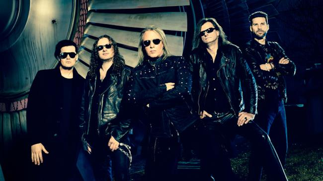 La power metal band Helloween