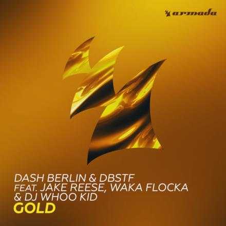 Gold (feat. Jake Reese & DJ Whoo Kid) - Single