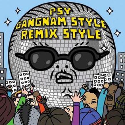Gangnam Style (강남스타일) [Remix Style] - EP