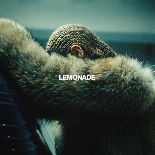 Copertina album Lemonade Beyoncé