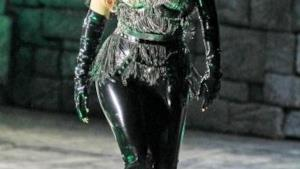 Lady Gaga pantaloni rotti [FOTO]