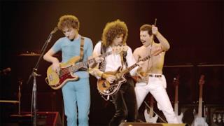 I Queen durante un concerto