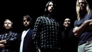 I 5 membri dei Foo Fighters