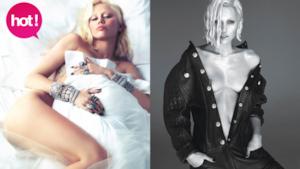 Miley Cyrus nuda e irriconoscibile su W Magazine