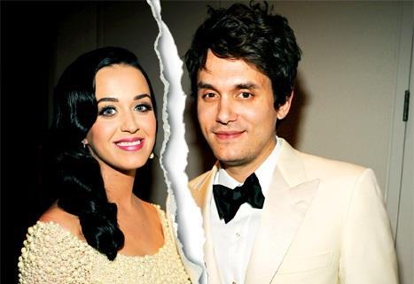 Katy Perry e John Mayer non stanno più insieme